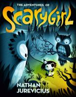 Cover image for The adventures of Scarygirl