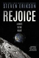 Cover image for Rejoice, a knife to the heart