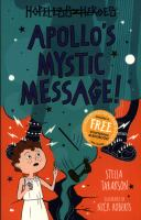 Cover image for Apollo's mystic message!