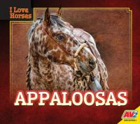 Cover image for Appaloosas