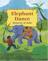 Cover image for Elephant dance : memories of India