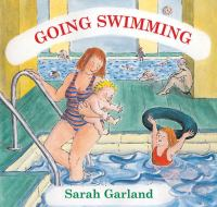 Cover image for Going swimming