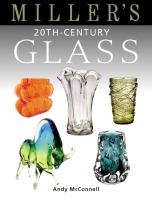 Cover image for Miller's 20th-century glass