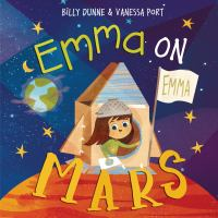 Cover image for Emma on Mars