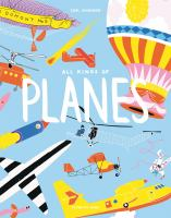 Cover image for All kinds of planes