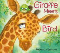 Cover image for Giraffe meets Bird