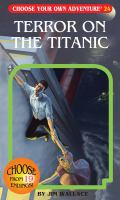 Cover image for Terror on the Titanic
