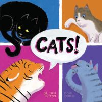 Cover image for Cats!