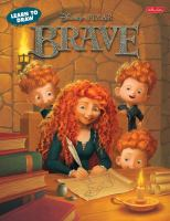 Cover image for Learn to draw Disney/Pixar Brave