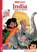 Cover image for India treasure quest