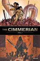 Cover image for The cimmerian. Vol. 1.