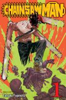 Cover image for Chainsaw man. 1, Dog and chainsaw