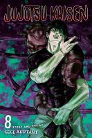 Cover image for Jujutsu kaisen. 8