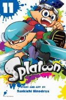 Cover image for Splatoon. Vol. 11