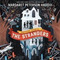 Cover image for The strangers [sound recording (book on CD)]