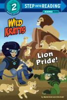 Cover image for Lion pride!