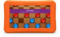 Cover image for Act fast!  [electronic resource (Playaway Launchpad)].