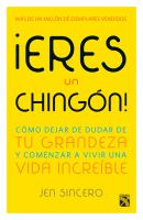 Cover image for ¡Eres un chingón!