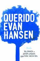 Cover image for Querido Evan Hansen
