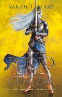 Cover image for Reino de cenizas