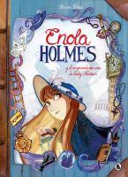 Cover image for Enola Holmes y el sorprendente caso de lady Alastair