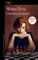 Cover image for Gambito de dama