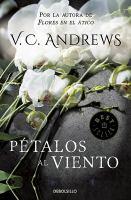 Cover image for Pétalos al viento