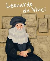 Cover image for The life of Leonardo da Vinci