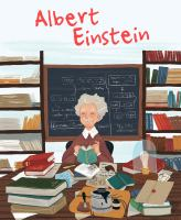 Cover image for The life of Albert Einstein