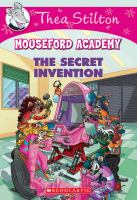 Cover image for The secret invention
