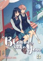 Cover image for Bloom into you. 3