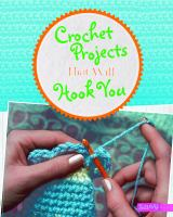 Cover image for Crochet projects that will hook you