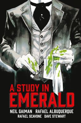 Cover image for A study in emerald
