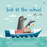 Cover image for Seal at the wheel