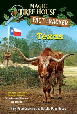 Cover image for Texas : a nonfiction companion to Magic Tree House #30: Hurricane heroes in Texas