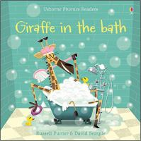 Cover image for Giraffe in the bath