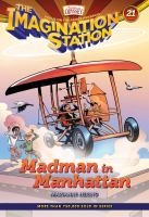 Cover image for Madman in Manhattan