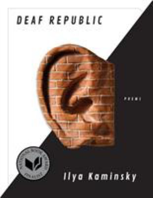 Cover image for Deaf republic : poems