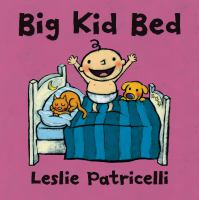 Cover image for Big kid bed