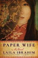 Cover image for Paper wife : [a novel]