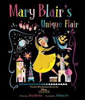 Cover image for Mary Blair's unique flair : the girl who became one of the Disney legends