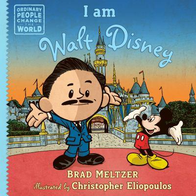 Cover image for I am Walt Disney