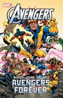 Cover image for Avengers forever