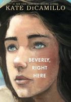 Cover image for Beverly, right here