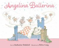 Cover image for Angelina Ballerina