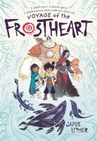Cover image for Voyage of the Frostheart