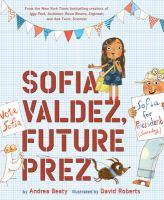 Cover image for Sofia Valdez, future prez