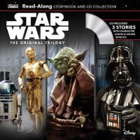 Cover image for Star Wars : the original trilogy