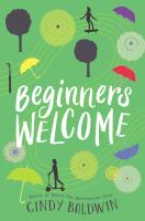 Cover image for Beginners welcome : a novel