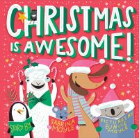 Cover image for Christmas is awesome!